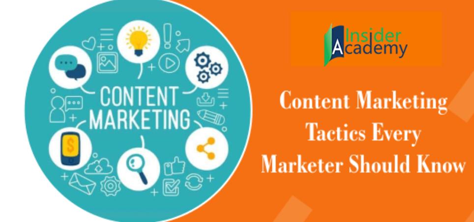content marketing insider academy